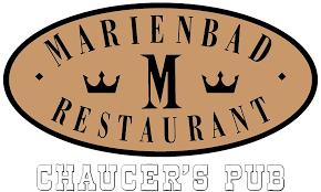 Marienbad Chaucers Pub Logo.png