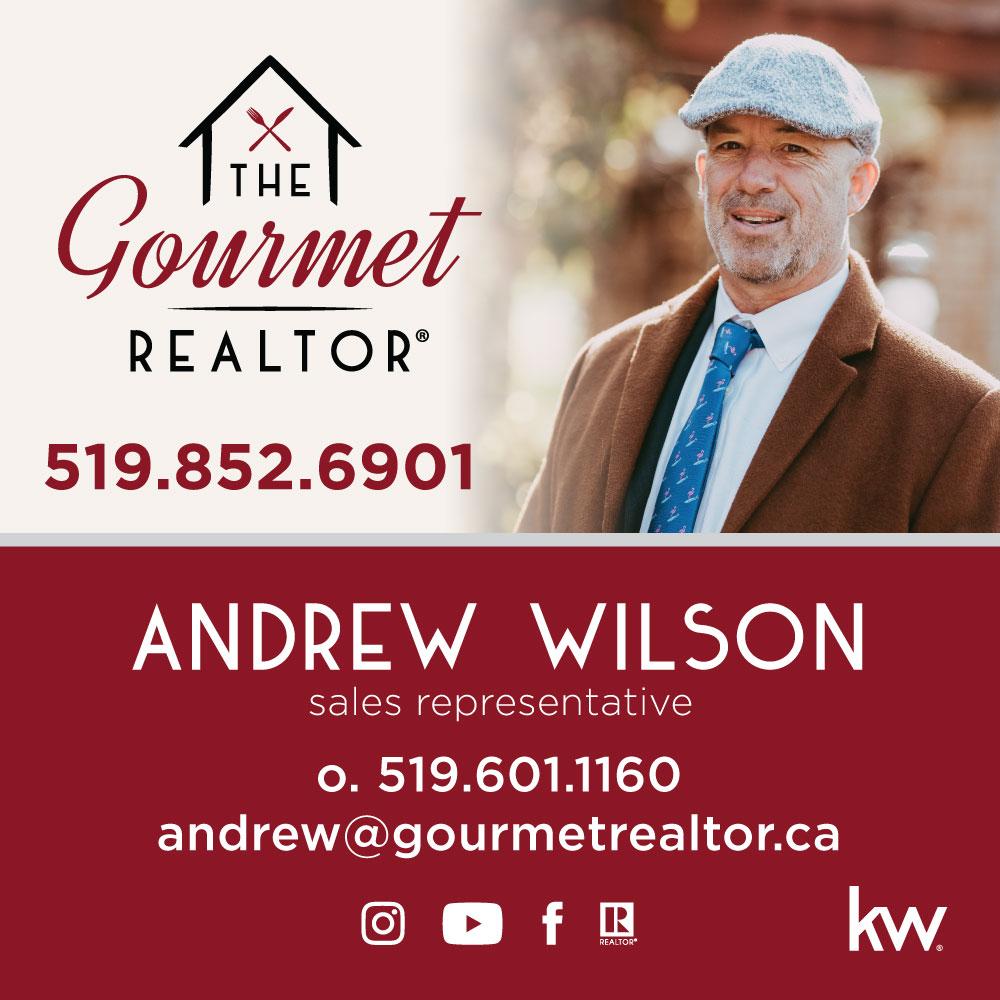 Andrew Wilson Realtor