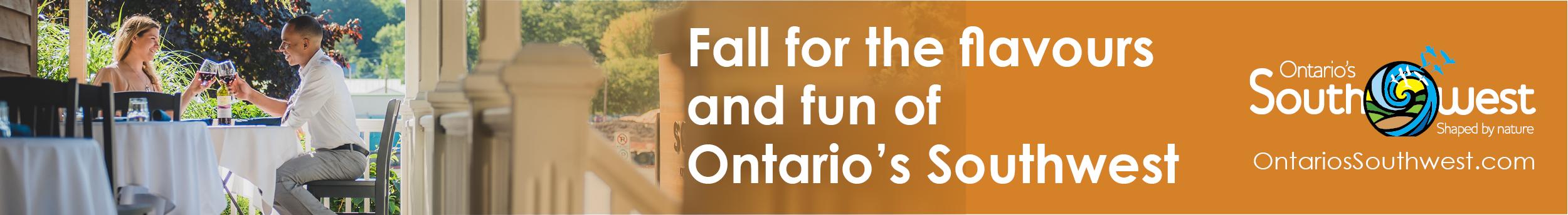 Tourism Ontario Cheese Trail