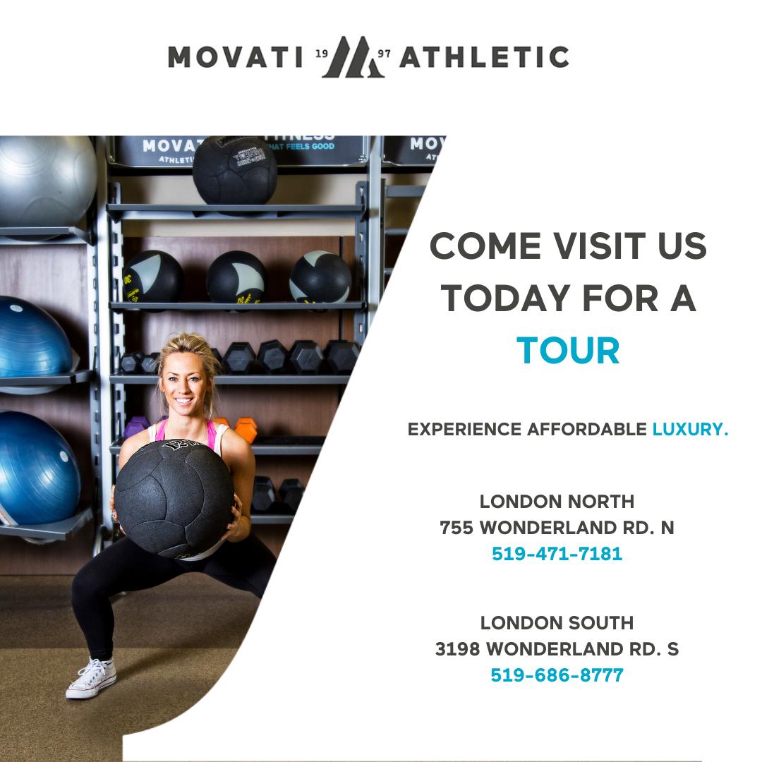 Movati Premium Fitness Clubs